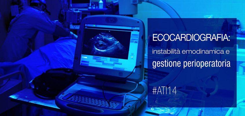 Ecocardiografia: instabilità emodinamica e gestione perioperatoria
